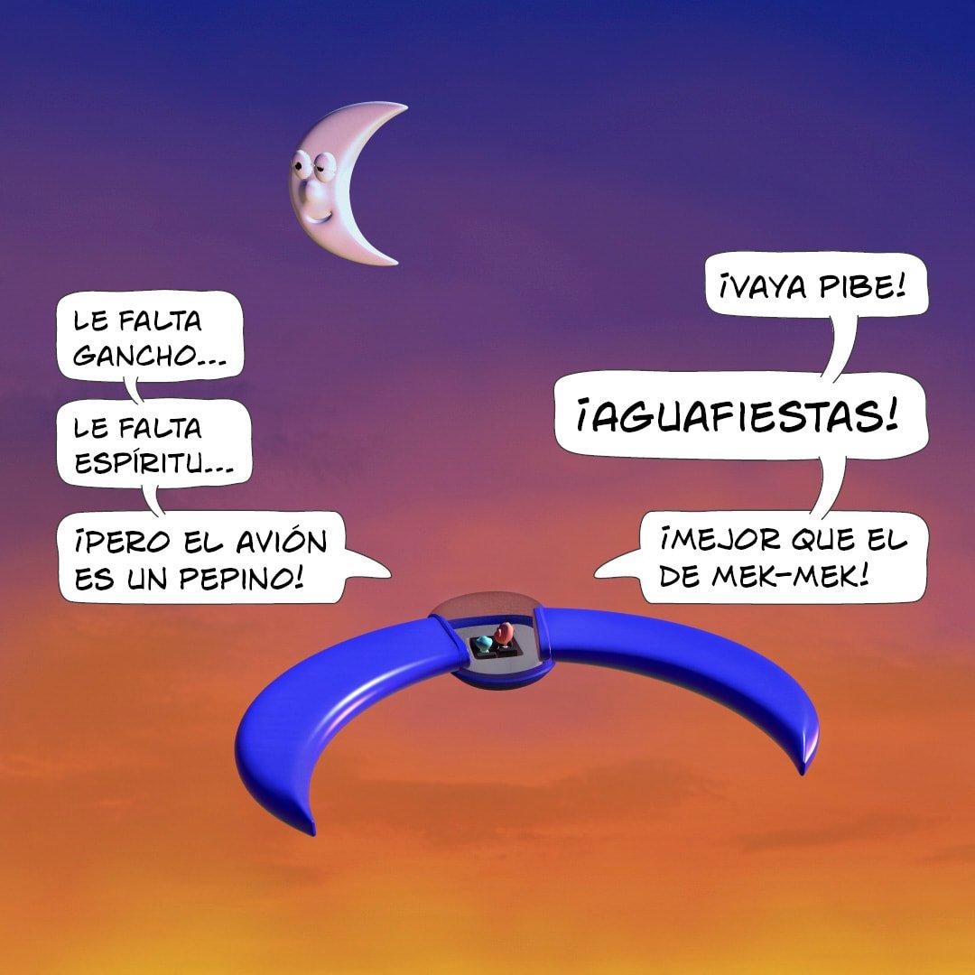 Tira cómica de Fantti y Pipoh, gratis y online